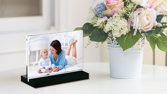 Acrylic Table Stand