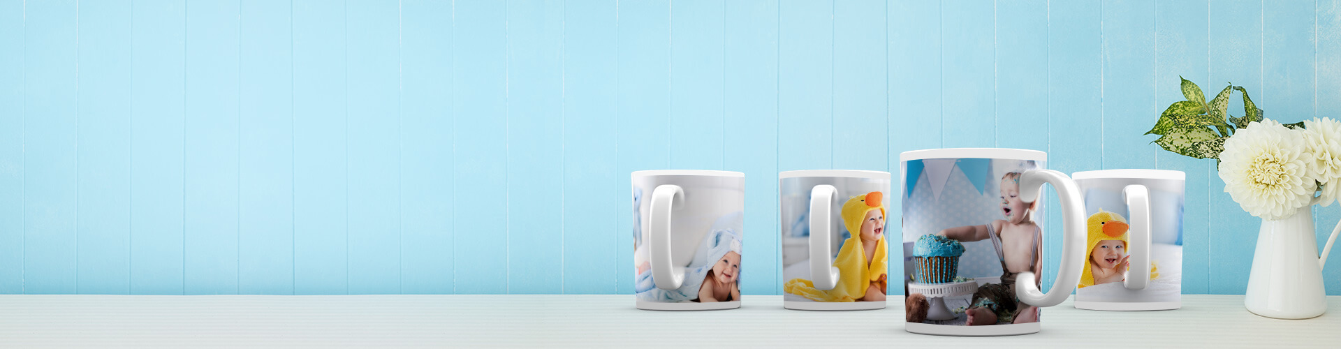 Custom Photo Mugs to Gift to Your Friends and Family